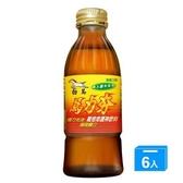 白馬馬力夯維他命提神飲料150ml*6入【愛買】