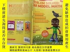 二手書博民逛書店Problem罕見Solved: Bar Model Math Grade 6 解決的問題:條形模型數學等級6