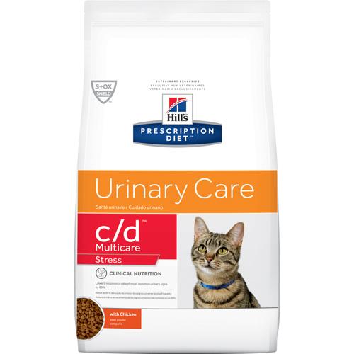 【寵物王國】希爾思c/d Multicare Stress泌尿道護理舒緩緊迫貓處方8.5磅