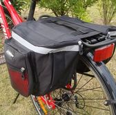 騎行包單車裝備配件山地車防水后貨架包尾包后座包 sxx714 【極限男人】