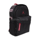 Nike 後背包 Jordan Backpack 黑 紅 男女款 喬丹 爆裂紋 肩背 筆電夾層【ACS】 JD2133032GS-001