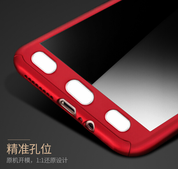 OPPO R9 R9s Plus 360度全包保護套 PC硬殼 前+後二合一組合款 三防完美包覆 手機套 手機殼 歐珀