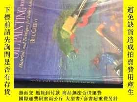 二手書博民逛書店The罕見Oil Painting BookY258675 Bi