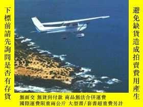 二手書博民逛書店Flying罕見Hawaii : A Pilots Guide to the Islands-飛行夏威夷:領航員的