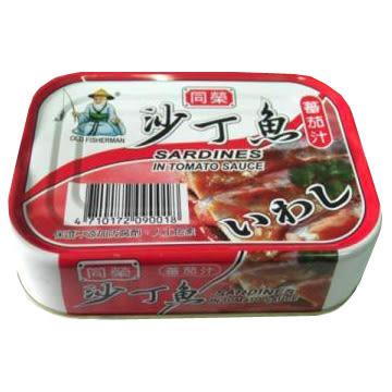 【同榮】番茄汁沙丁魚150g *6罐/組