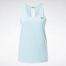 REEBOK ACTIVCHILL ATHLETIC 女裝 背心 訓練 透氣 涼爽 圓領 藍【運動世界】GI4985