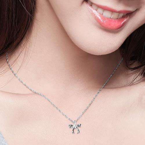蘇菲亞SOPHIA -愛戀時光love time 0.06克拉鑽石項鍊