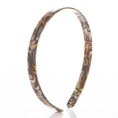 France Luxe 1/2吋經典系列髮箍〈珍珠貝〉