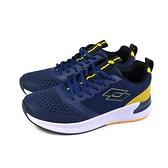 LOTTO 運動鞋 針織 深藍色 男鞋 LT9AMR1206 no029