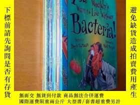 二手書博民逛書店【美國原版高清繪本】You罕見Wouldn t Want to Live Without Bacteria!等15
