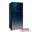 TOSHIBA 東芝無邊框玻璃鏡面設計冰箱 608公升 GR-WG66TDZ (ZW/GG) 首豐家電