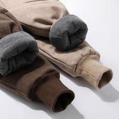 男女童寶寶棉褲加絨加厚保暖長褲2019冬季新款兒童韓版潮運動褲子
