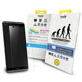 【hoda官方賣場】【LG V20】2.5D進化版邊緣強化滿版9H鋼化玻璃保護貼 0.15mm(半版)