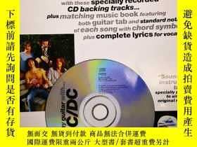 二手書博民逛書店Play罕見guitar with AC DC 與AC DC 彈吉他(1CD)Y313549 HALLEON