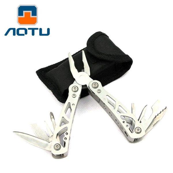 【狐狸跑跑】AOTU 迷你9合一工具鉗 多功能工具 7581
