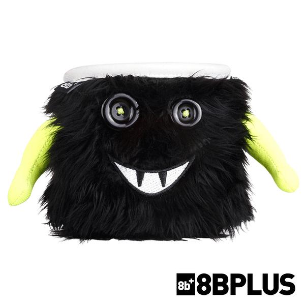 【8BPLUS】8b+ Chalk Bag 毛怪隨身置物袋『派皮 II』101010 戶外 登山 攀岩 束口袋 腰袋 岩粉袋