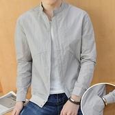 男士防曬衣夏款冰絲超薄款透氣戶外棒球服潮流韓版潮牌外套春秋季 時尚芭莎鞋櫃