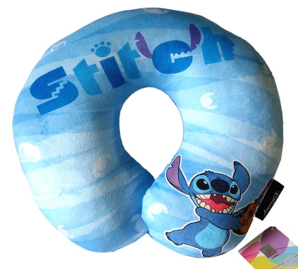 【卡漫城】 史迪奇 頸枕  ㊣版 Stitch 醜丫頭 U型枕 車用 星際寶貝 午休枕 午安枕 迪士尼 Scrump