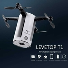 美國LEVETOP 隨身空拍機 無人機 自拍 攝影 T1 1080p 快速充電 vs dji x1 gps 強強滾