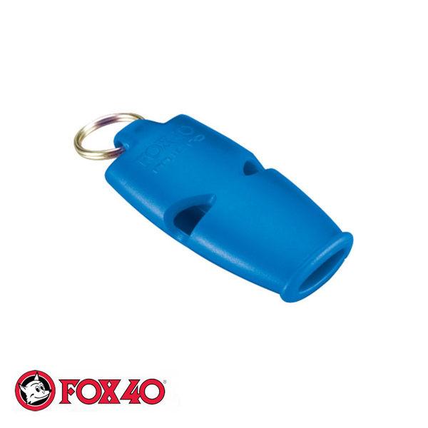 FOX 40 Micro爆音哨9513/城市綠洲(哨子、安全、求生、保護、指揮)