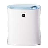 【SHARP夏普】自動除菌離子空氣清淨寶寶機 FU-H30T-W