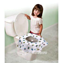 美國 Summer 環保拋棄式馬桶座墊20入 000861 好娃娃