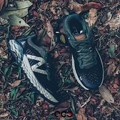 New Balance 野跑鞋 Hierro v6 Extra Wide 超寬楦 男 深綠 藍 黃金大底 NB 【ACS】 MTHIERB64E