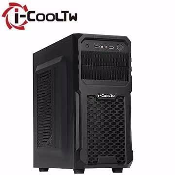 iCOOL TW 機械先驅 V2 2大4小 電腦機殼(黑色)