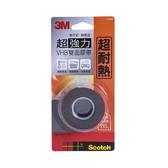 3M SCOTCH 超強力VHB雙面膠帶 耐熱專用