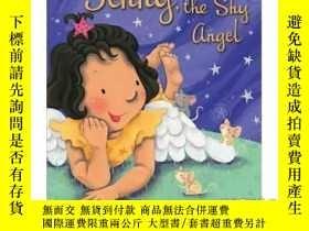 二手書博民逛書店Jenny,罕見the Shy Angel: A Christmas Story-珍妮,害羞的天使:一個聖誕故事奇