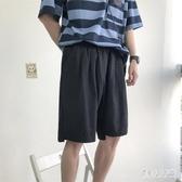 褲子男韓版潮流夏季短褲2019新款寬鬆休閒百搭五分褲 JH2099『俏美人大尺碼』