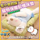 綠葉系列 寵物睡墊 寵物床 記憶床墊 (中) 80x50cm《Embrace英柏絲》