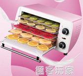 干果機家用食品乾燥機水果蔬菜寵物食物脫水風干機小型果干機igo 極客玩家