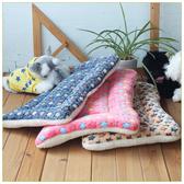 2個裝 狗狗墊子貓墊毯子寵物窩狗窩貓窩大小型犬床睡墊【聚寶屋】