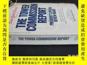 二手書博民逛書店THE罕見TOWER COMMISSION REPORTY591