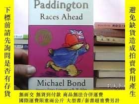 二手書博民逛書店英文原版Paddington罕見Races AheadY10016 Paddington Races Ahea