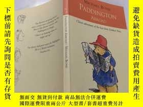 二手書博民逛書店Pardington罕見Abroad: 國外帕丁頓Y212829