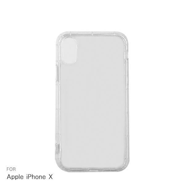 Air Case Apple iPhone Xs/X 氣墊空壓殼 防摔殼 透明殼 保護套 手機殼 軟殼 氣墊殼 iX i10