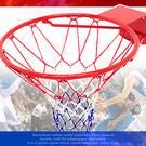 籃框+網│18吋金屬籃球框架(含籃球網)耐用籃球架子.不含籃球板.球類運動健身用品哪裡買