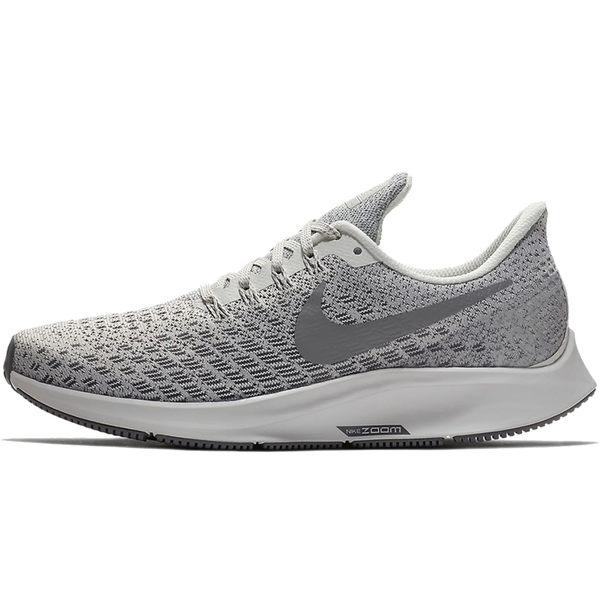 Nike Air Zoom 35 女款 雪花灰 慢跑鞋 Pegasus 路跑鞋 運動鞋 透氣 網布 緩震 氣墊 942855004
