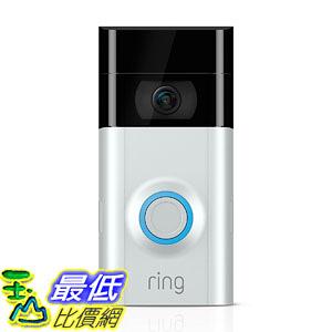 [107美國直購] 可視門鈴 Ring Video Doorbell 2 8VR1S7-0EU0