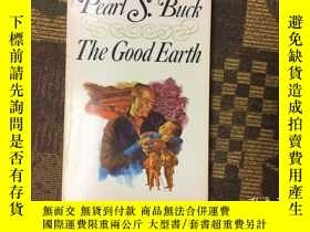 二手書博民逛書店The罕見Good Earth 賽珍珠《大地》,1971pock