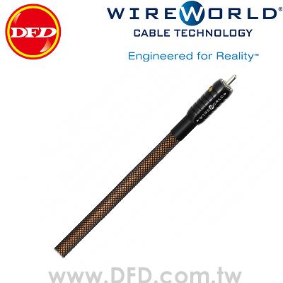 WIREWORLD ECLIPSE 7 天蝕 1.0M RCA 音源訊號線 原廠公司貨