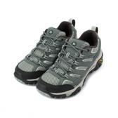 MERRELL MOAB 2 GTX 登山健行鞋 灰綠 ML033468 女鞋