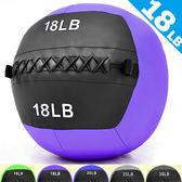 8KG舉重量訓練球wall ball負重力18LB軟式藥球復健球實心球不穩定平衡訓練運動器材推薦哪裡買ptt