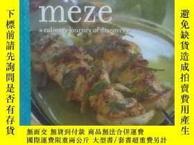 二手書博民逛書店Meze罕見a culinary journey of disc