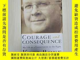 二手書博民逛書店Courage罕見and Consequence: My Lif