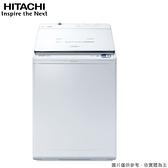 【日立家電】12KG 日本製 AI直立式洗脫烘洗衣機《BWDX120EJ》琉璃白