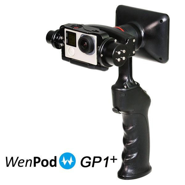 ◎相機專家◎ Wenpod 穩拍 GP1+ GoPro專用 360度手持電子穩定器 新版 HERO4 可參考 湧蓮公司貨