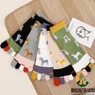五指襪女秋冬可愛日系分趾襪長筒棉襪長襪【創世紀生活館】